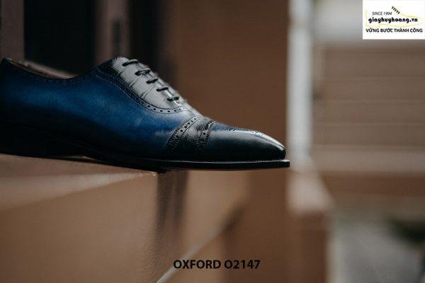 Giày da nam buộc dây thời trang Oxford O2147 004