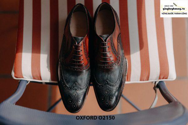 Giày da nam đẹp tuyệt vời cho phái mạnh Oxford O2150 001