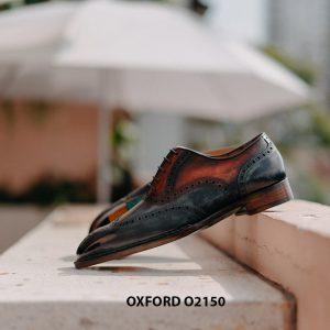 Giày da nam đẹp tuyệt vời cho phái mạnh Oxford O2150 004