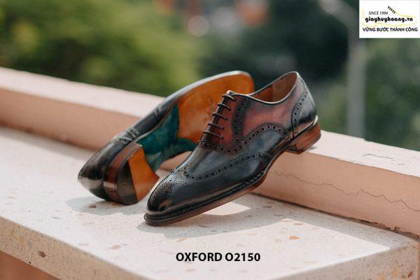 Giày da nam đẹp tuyệt vời cho phái mạnh Oxford O2150 003