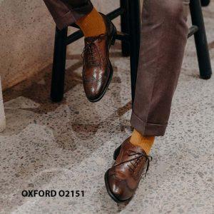 Giày tây nam giúp bạn sang trọng Oxford O2151 003