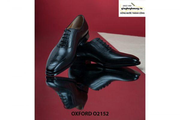 Giày tây nam khâu đế Goodyear Welted Oxford O2152 003