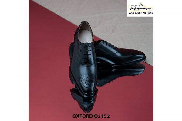 Giày tây nam khâu đế Goodyear Welted Oxford O2152 002
