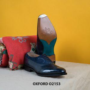 Giày tây nam cao cấp made in Vietnam Oxford O2153 005