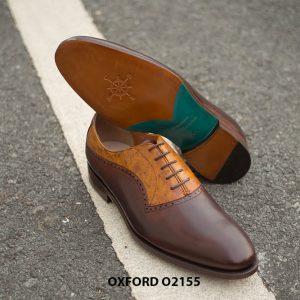 Giày tây nam chính hãng Oxford O2155 003