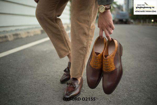 Giày tây nam chính hãng Oxford O2155 001
