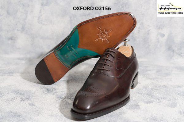 Giày tây nam thiết kế theo yêu cầu Oxford O2156 003