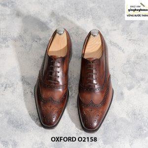 Giày tây nam trông bạn bảnh trai hơn Oxford O2158 001