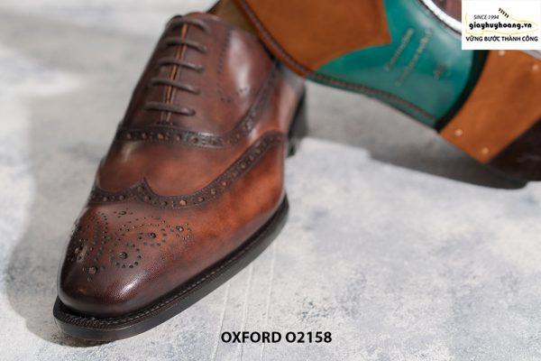 Giày tây nam trông bạn bảnh trai hơn Oxford O2158 004