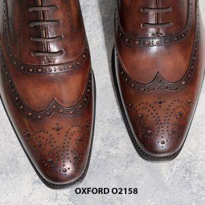 Giày tây nam trông bạn bảnh trai hơn Oxford O2158 003