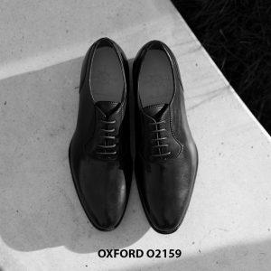 Giày tây nam handmade in vietnam Oxford O2159 004