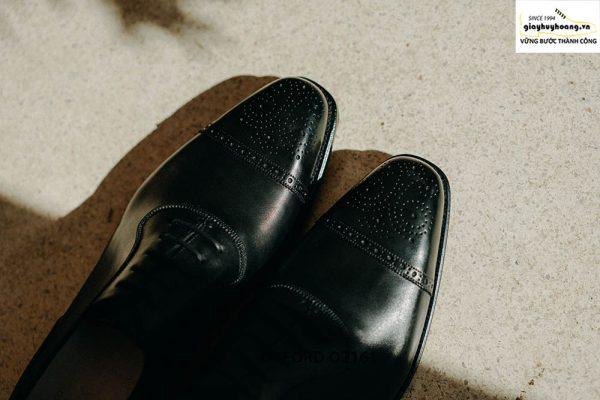 Giày tây nam đẹp sáng bóng Oxford O2161 005