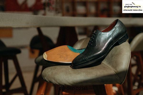 Giày tây nam đẹp sáng bóng Oxford O2161 004