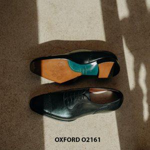 Giày tây nam đẹp sáng bóng Oxford O2161 003