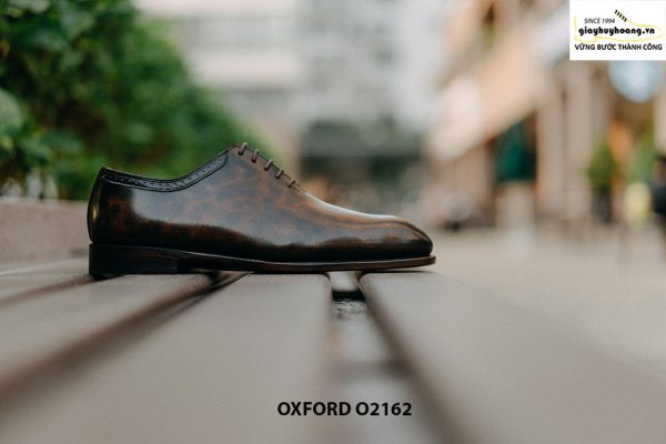 Giày tây nam cho chàng yêu thích chất lượng Oxford O2162 005