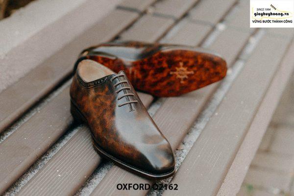 Giày tây nam cho chàng yêu thích chất lượng Oxford O2162 003