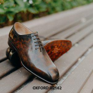 Giày tây nam cho chàng yêu thích chất lượng Oxford O2162 002
