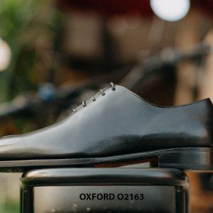 Giày tây nam đế da khâu Goodyear Welted Oxford O2163 004