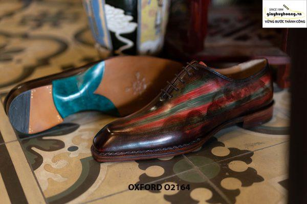 Giày tây nam thiết kế đẹp Oxford O2164 003