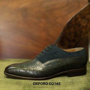 Giày tây nam Việt Nam thiết kế Oxford O2165 004