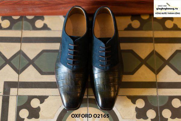 Giày tây nam Việt Nam thiết kế Oxford O2165 003