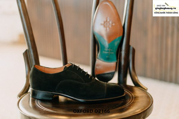 Giày tây nam cao cấp tại tphcm Oxford O2166 001