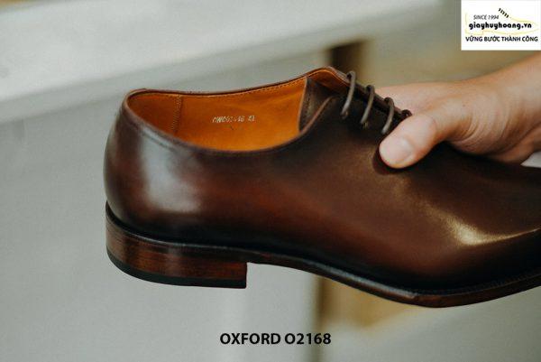 Giày tây nam xịn hàng hiệu Oxford O2168 005