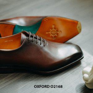 Giày tây nam xịn hàng hiệu Oxford O2168 004