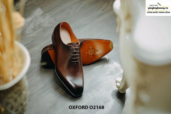 Giày tây nam xịn hàng hiệu Oxford O2168 003