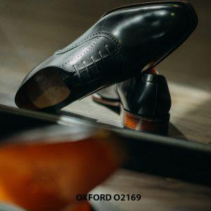 Giày tây nam cao cấp tăng chiều cao Oxford O2169 004