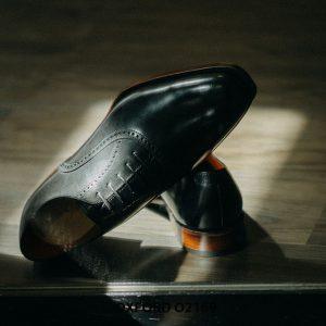 Giày tây nam cao cấp tăng chiều cao Oxford O2169 003