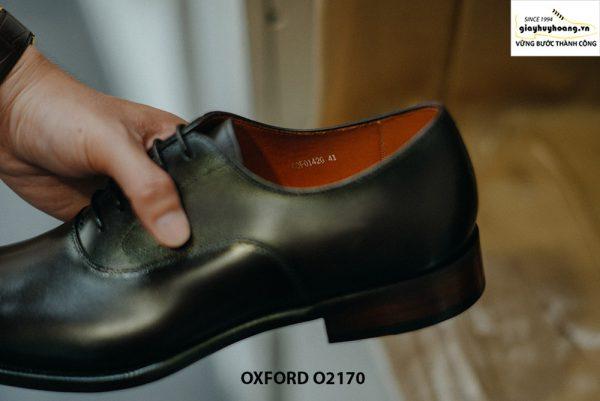 Giày tây nam cao cấp tại tphcm Oxford O2170 008