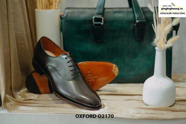 Giày tây nam cao cấp tại tphcm Oxford O2170 002