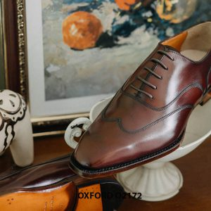 Giày tây nam dùng cho mọi sự kiện Oxford O2172 001