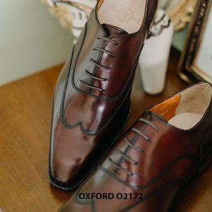 Giày tây nam dùng cho mọi sự kiện Oxford O2172 004