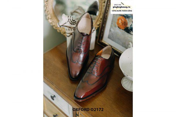 Giày tây nam dùng cho mọi sự kiện Oxford O2172 003