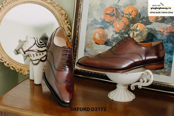 Giày tây nam dùng cho mọi sự kiện Oxford O2172 002