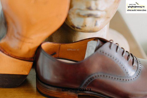 Giày tây nam công sở hàng hiệu Oxford O2173 005