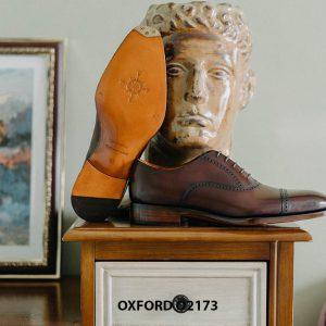 Giày tây nam công sở hàng hiệu Oxford O2173 004