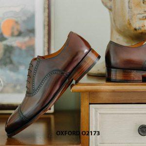 Giày tây nam công sở hàng hiệu Oxford O2173 003