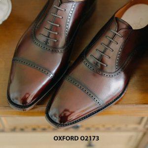 Giày tây nam công sở hàng hiệu Oxford O2173 001