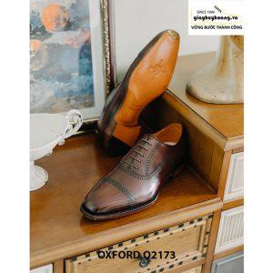 Giày tây nam công sở hàng hiệu Oxford O2173 002