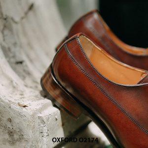 Giày tây nam mua 1 dùng cả đời Oxford O2174 004