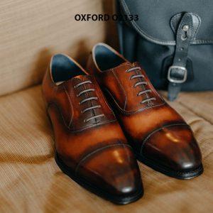 Giày tây nam thời trang cao cấp Oxford O2133 001