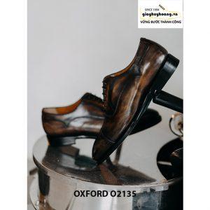 Giày tây nam đặt đóng theo yêu cầu Oxford O2135 006
