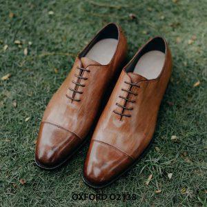 Giày tây nam hàng đẹp chuẩn quốc tế Oxford O2138 001