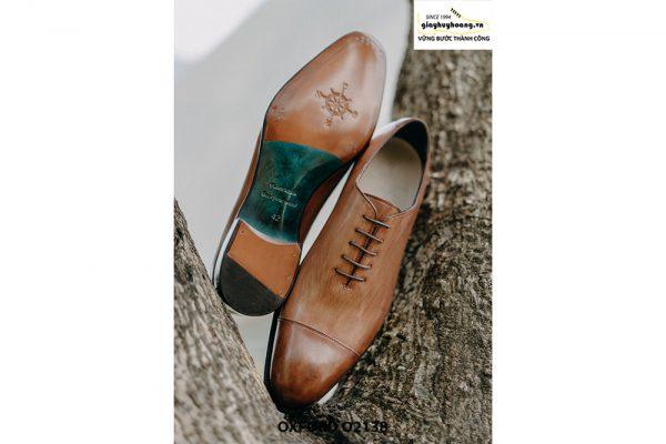 Giày tây nam hàng đẹp chuẩn quốc tế Oxford O2138 004
