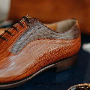 Giày tây nam cho chàng trai công sở Oxford O2142 004