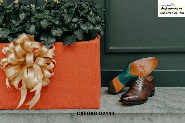Giày da nam phong cách cổ điển Oxford O2144 004