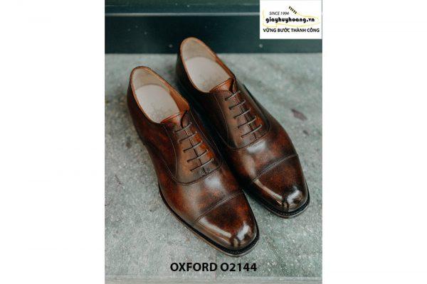 Giày da nam phong cách cổ điển Oxford O2144 003